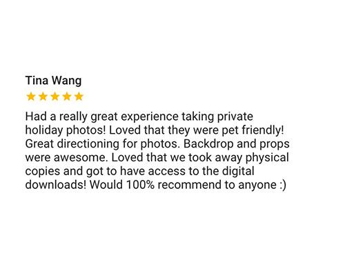 Website Review Tina