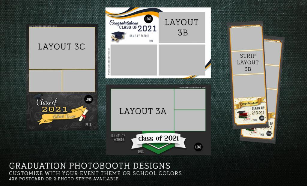 Photo Booth Graduation Themes